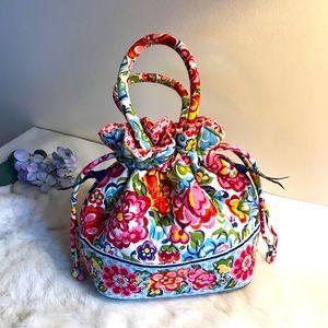 Vera Bradley Hope Garden Emma Tote Bucket Bag